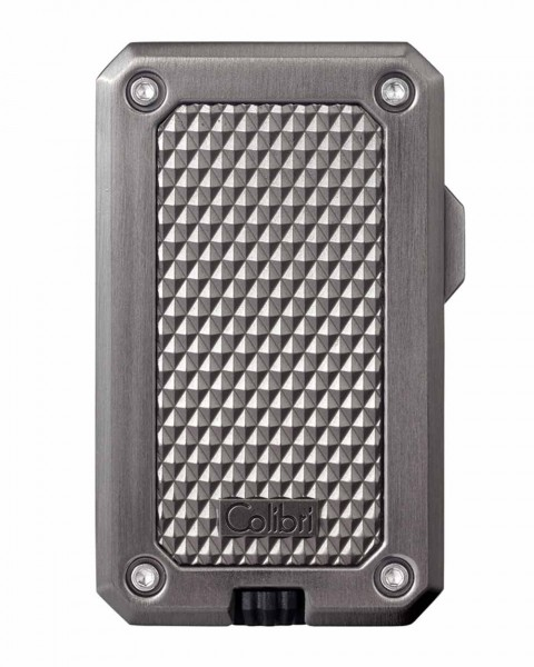 Colibri Rally brushed metal
